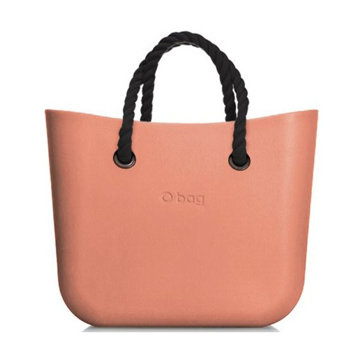 d2be1a2ad05ec Shopper bag O Bag wakacyjna matowa do ręki w Domodi