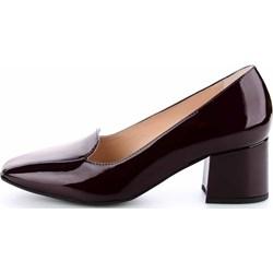 283e3f22dd947 Czerwone buty damskie primamoda