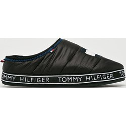 fbedc7aab82b6 Kapcie męskie Tommy Hilfiger na zimę
