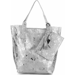 1eb54e8c395b1 Shopper bag Genuine Leather - torbs.pl