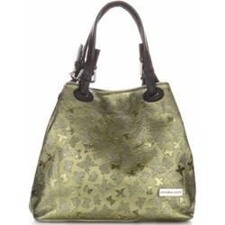 459225f2b6ecb Vittoria Gotti shopper bag bez dodatków średniej wielkości