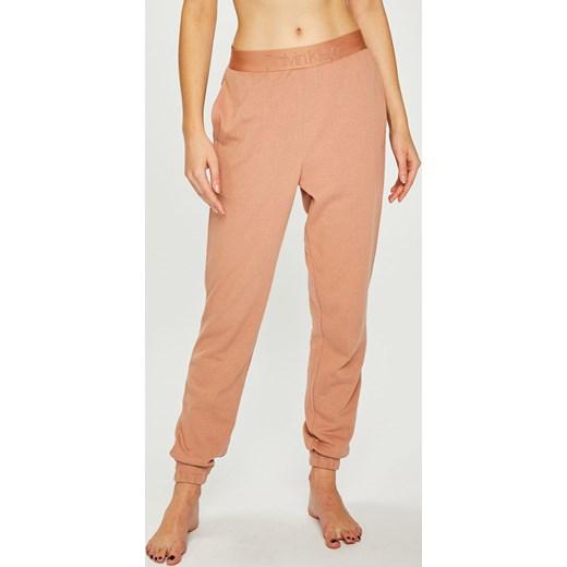 66c94b225b61c Spodnie damskie Calvin Klein Underwear w Domodi