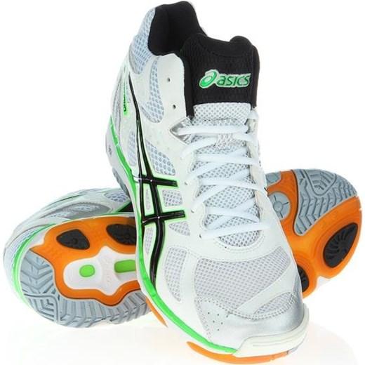 Buty sportowe męskie Asics z gumy