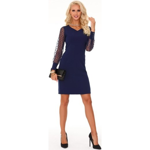 Nausica Dark Blue 85315  Merribel M Cofashion Marc Massimo