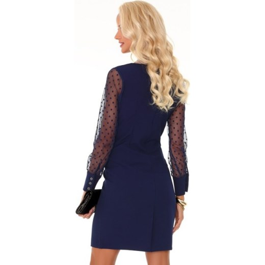 Nausica Dark Blue 85315 Merribel  XL Cofashion Marc Massimo