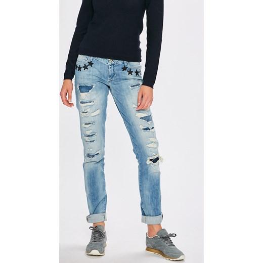 f3bab84b2088b Jeansy Damskie Domodi W Jeans Guess Niebieskie rrqdfcAw