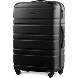 2216178edc26e Czarne walizki i torby podróżne bagażownia.pl, wiosna 2019 w Domodi