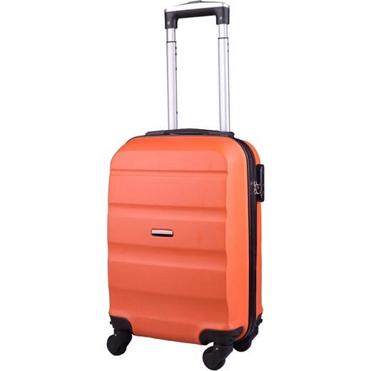 90424591e765a Walizka pomarańczowy Kemer w Domodi