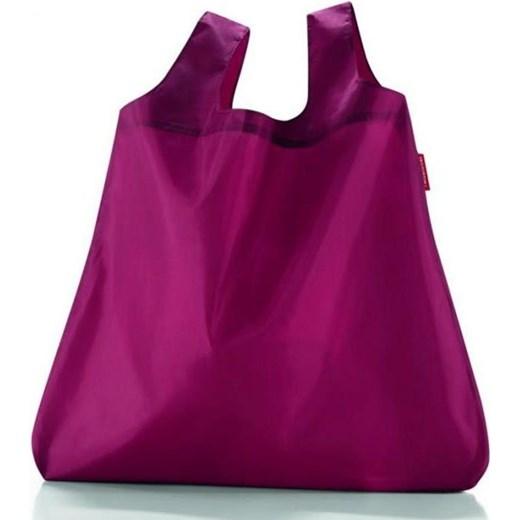 6c52b411db6b17 Shopper bag Reisenthel do ręki mieszcząca a8 z tkaniny w Domodi
