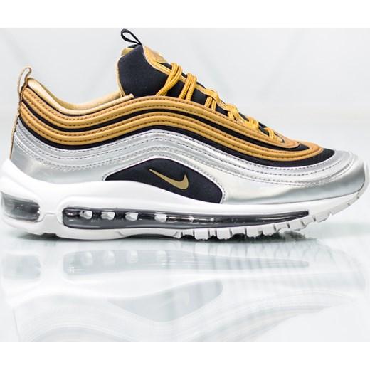 Buty sportowe damskie Nike dla biegaczy sznurowane wiosenne w paski