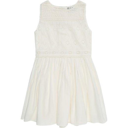 4103a04899 Sukienka Polo Ralph Lauren z okrągłym dekoltem mini w Domodi