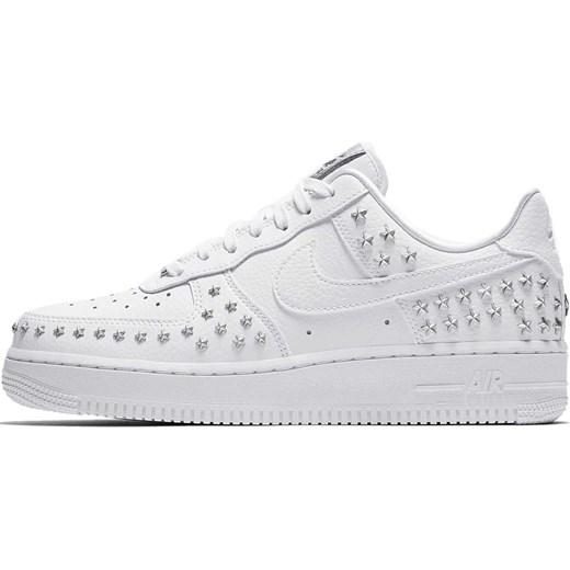 Buty sportowe damskie Nike do biegania air force wiązane