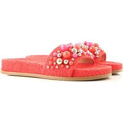 e94e943b9570b Czerwone buty damskie, lato 2019 w Domodi