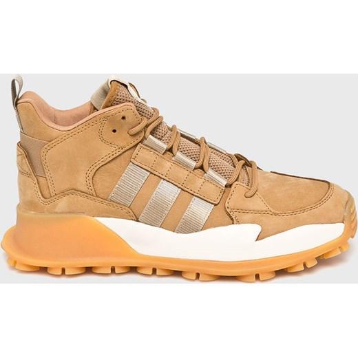 96f349976 Buty zimowe męskie Adidas Originals sznurowane w Domodi