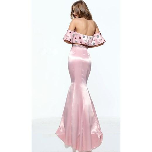 ea6b8f5760 Sukienka La Poudre™ gorsetowa na sylwestra w kwiaty w Domodi