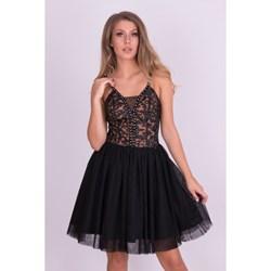 857ecf8b3fae14 Tiulowe sukienki, lato 2019 w Domodi