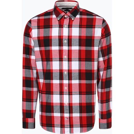 8b58169f9df19 Koszula męska Tommy Hilfiger w kratkę w Domodi