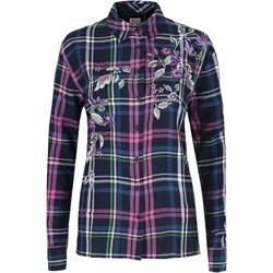 90e1dab2c9d338 Top Secret. Koszula damska Pepe Jeans casual z kołnierzykiem z długim  rękawem