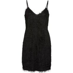 94cc1dc825 Sukienka czarna Bonprix Bodyflirt Boutique bez wzorów mini