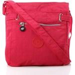 a76930d2f7f48 Czerwona Torebka damska raportówka Bag Street na ramię - zdjęcie produktu