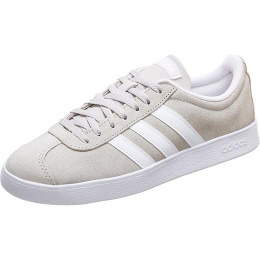 e5019f39 Trampki damskie Adidas Originals nike court bez wzorów na platformie  sznurowane z niską cholewką ...