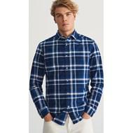 e0d017291885 Koszula męska Reserved z długim rękawem na jesień