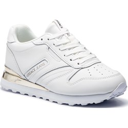 64ea3d5710876 Buty sportowe damskie Versace Jeans sneakersy białe eobuwie.pl