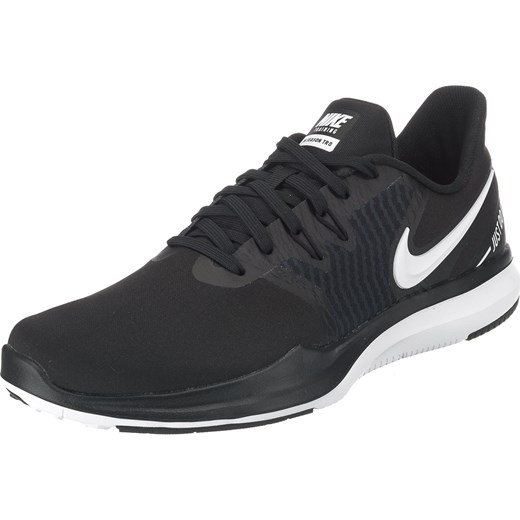 Buty sportowe damskie Nike do biegania sznurowane czarne