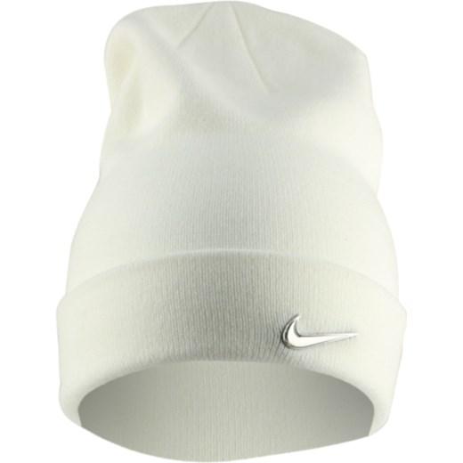 klasyczny dobry Gdzie mogę kupić Biała czapka zimowa męska Nike