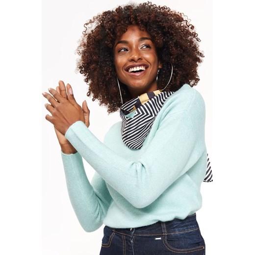 85% ZNIŻKI Sweter damski Top Secret Odzież Damska BH zielony