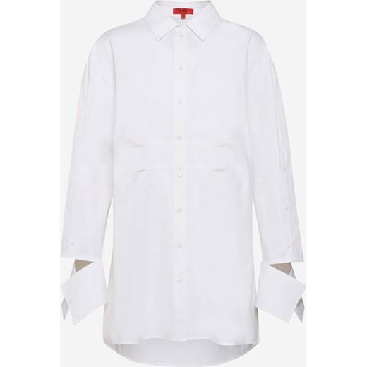 abdb46f2eed8b Koszula damska Hugo Boss z długim rękawem z w Domodi