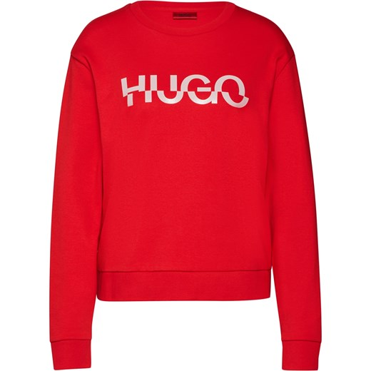 c78220b0827fe Bluza damska Hugo Boss z napisami w Domodi