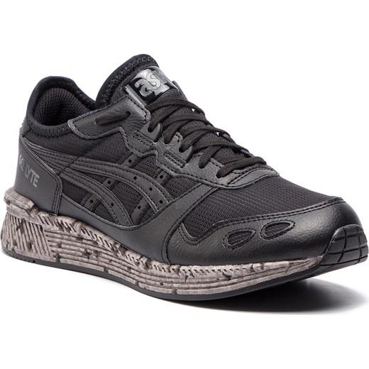 Buty sportowe męskie Asics sznurowane brązowe www
