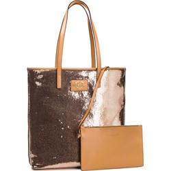 75f8ff1cf58fe Love Moschino shopper bag bez dodatków na ramię lakierowana ...