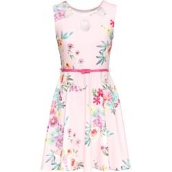 9f5de716 Sukienka BODYFLIRT wielokolorowa elegancka bez rękawów mini