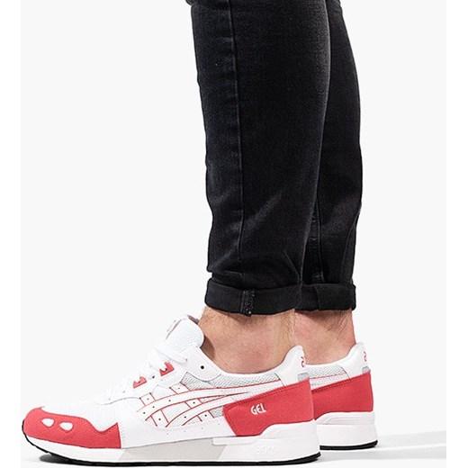 Buty sportowe męskie Asics gel lyte białe sznurowane