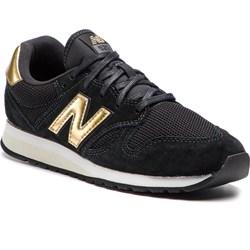 4054454ce4f695 Buty sportowe damskie New Balance do biegania płaskie bez wzorów z tworzywa  sztucznego