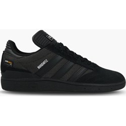 87c9eef7dbb46c Buty sportowe męskie Adidas Originals zamszowe czarne sznurowane