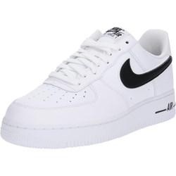 the best attitude 245cc 3a212 Białe buty sportowe męskie Nike Sportswear air force ze skóry młodzieżowe