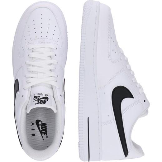 b37ea0459fd08 ... Buty sportowe męskie Nike Sportswear air force sznurowane skórzane · Białe  buty sportowe ...