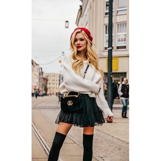 70% ZNIŻKI Spódnica Modova Odzież Damska IA czarny Spódnice WNQI
