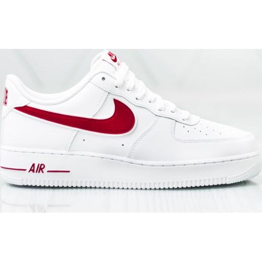 Buty sportowe męskie Nike air force białe sznurowane