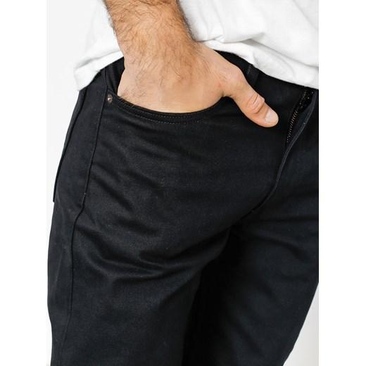 dobrze rozwinięty Spodnie Levi's 511 Slim 5 Pocket (caviar