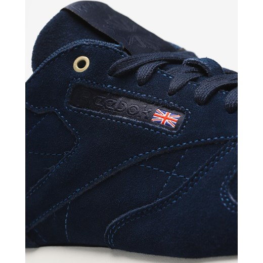 Buty sportowe męskie Reebok skórzane sznurowane