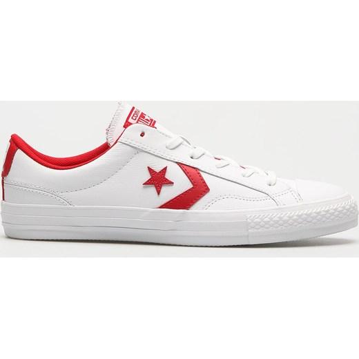fb56bb450e9af Trampki Converse Star Player Ox (white/enamel red/white) Converse 42 okazja  ...