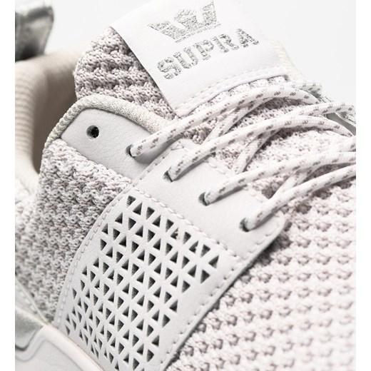 85% ZNIŻKI Buty sportowe damskie białe Supra do fitnessu na