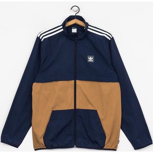 Kurtka adidas Class Action (collegiate navy/raw desert/white)  Adidas M wyprzedaż SUPERSKLEP