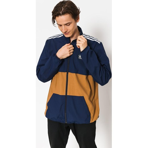 Kurtka adidas Class Action (collegiate navy/raw desert/white)  Adidas XL SUPERSKLEP promocja