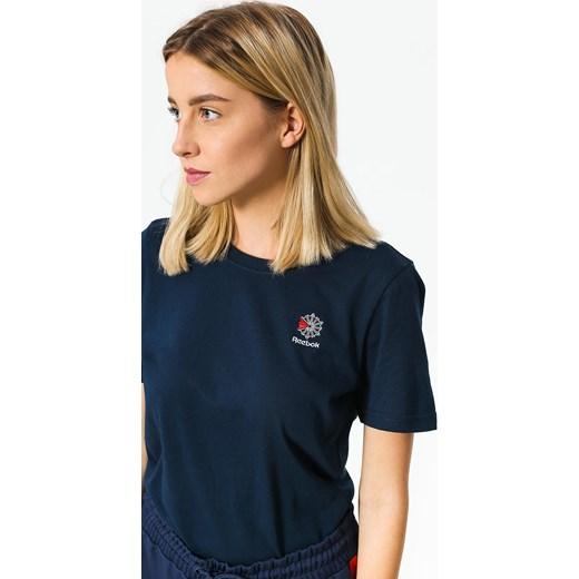 334b4cc11e155c T-shirt Reebok Ac Wmn (collegiate navy) Reebok S okazyjna cena SUPERSKLEP  ...
