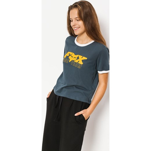b814fd8bcb Fox bluzka damska z krótkim rękawem w Domodi